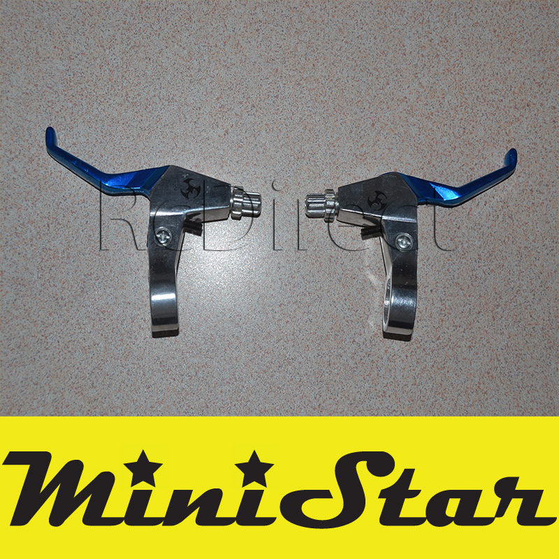 Set Leva freno mod 2 sinistra e destra per Pocket Bike Minibike